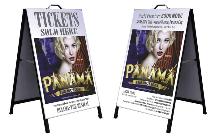 Where to buy tickets for Panama the Musical, the hottest show in town