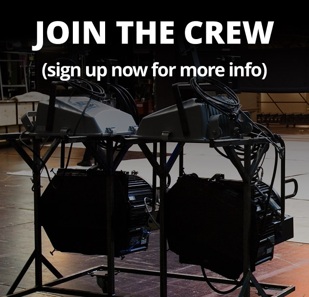 Crew positions will be available soon