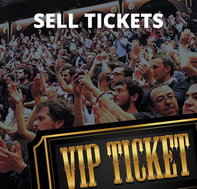 Be a ticket seller for Panama the Musical