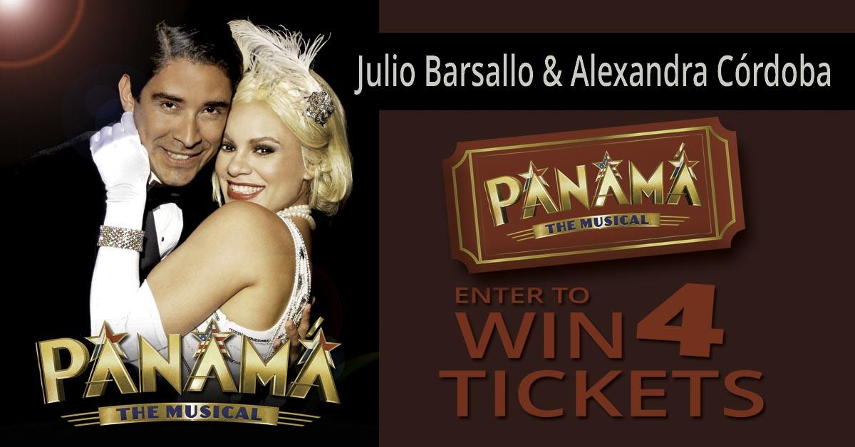 Panamá: The Musical - Julio Barsallo & Alexandra Córdoba