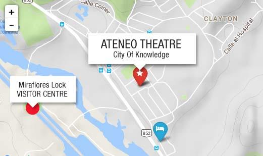 Ateneo Theatre MAP