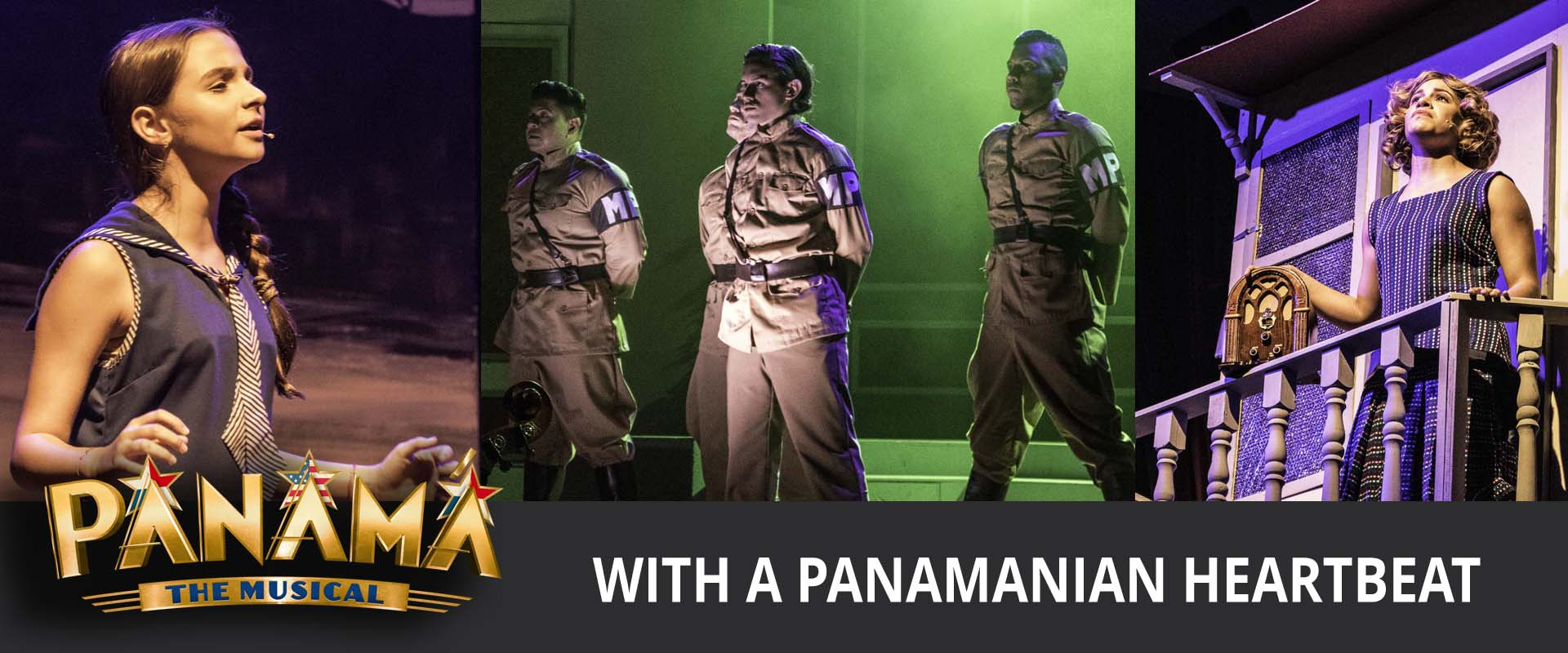 Panamá: The Musical - Musical Theatre in Panama City, Panama